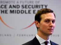 White House US Senior Advisor Jared Kushner attends the conference on Peace and Security in the Middle East in Warsaw, on February 14, 2019. (Photo by Janek SKARZYNSKI / AFP) (Photo credit should read JANEK SKARZYNSKI/AFP/Getty Images)