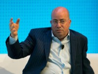 eff Zucker, President of CNN, is interviewed during a Financial Times Future of News event March 22, 2018 in New York. / AFP PHOTO / Don EMMERT (Photo credit should read DON EMMERT/AFP/Getty Images)