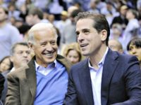 Peter Schweizer: Hunter Biden Was 'Stuffing His Pockets with Foreign Money' While Dad Was Vice President