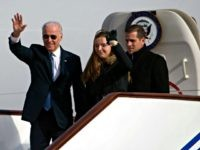 Biden: 'Nothing Was Unethical' About Son Hunter Biden's Business Dealings While I was Vice President