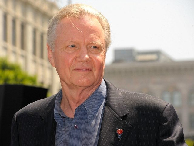 HOLLYWOOD - JULY 31: Actor Jon Voight attends the ceremony honoring actor Charles Durning with a star on the Hollywood Walk of Fame on July 31, 2008 in Hollywood, California. (Photo by Charley Gallay/Getty Images)