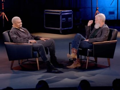 Kanye West to David Letterman: Trump Voters 'Bullied' By Liberals, 'Treated Like Enemies of America'