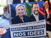 France's Le Pen Predicts 'Historic' Breakthrough for National Populist Parties Across EU