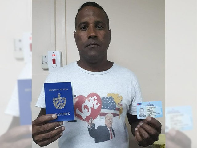 Exclusive – Missing Cuban Dissident Resurfaces in Guyana: 'Donald Trump Will Free America'