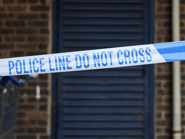 London Police Tape