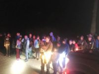 Tucson Sector Border Patrol agents apprehend a group of 231 migrants west of the Lukeville Port of Entry. (Photo: U.S. Border Patrol/Tucson Sector)