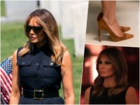 Fashion Notes: Melania Trump Breathes New Life into Old Wardrobe Classics