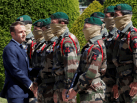 Macron Special Forces
