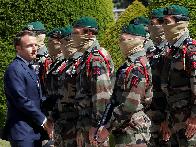Macron pays tribute to commandos killed in hostage rescue