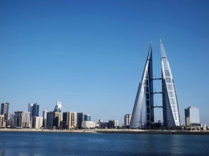 Manama Bahrain skyline (Mohanned al-Shaikh / AFP / Getty)