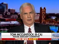 Rep. Tom McClintock (R-CA) on FNC, 5/6/2019