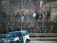 50 Migrants Force Way Over Morocco-Spain Border, Five Injured