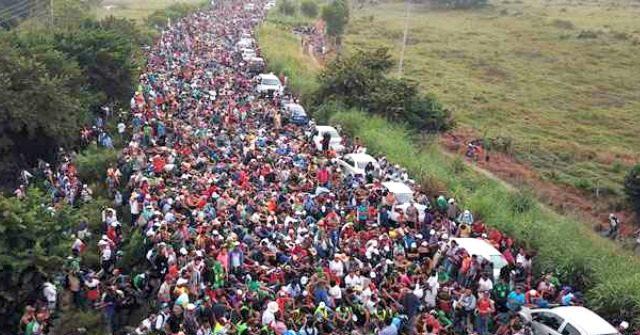 Rasmussen Poll: Liberals and Wealthy Welcome Caravan Migrants