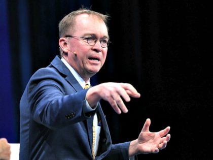 Mulvaney Michael KovacGetty Images