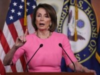 Blue State Blues: Nancy Pelosi Does a Poor Impression of Joe McCarthy