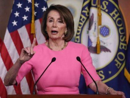 Nancy Pelosi (Mark Wilson / Getty)