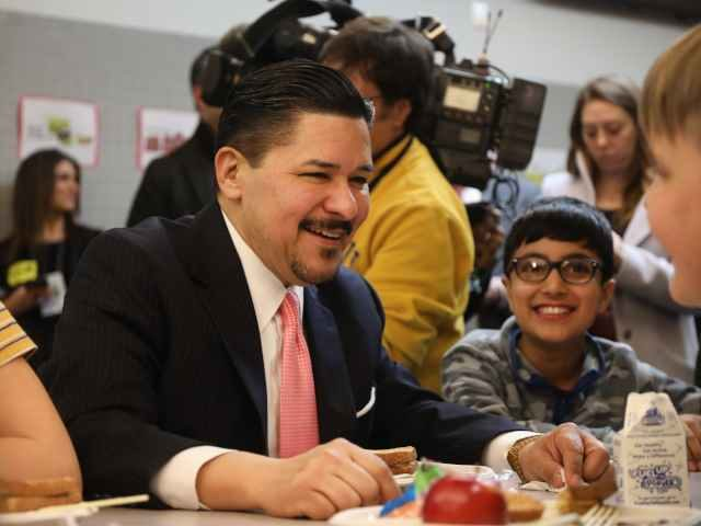 New York City Schools Chancellor Richard Carranza