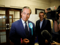 Farage Declares 'This Is Just the Beginning' After Brexit Party Victory in EU Elections