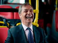 Nigel Farage Bus