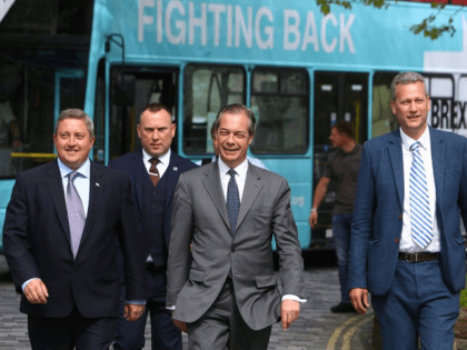 Nigel Farage Wales