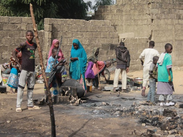Study: Islamic State in West Africa Forming 'Jihadist Proto-State' in Nigeria