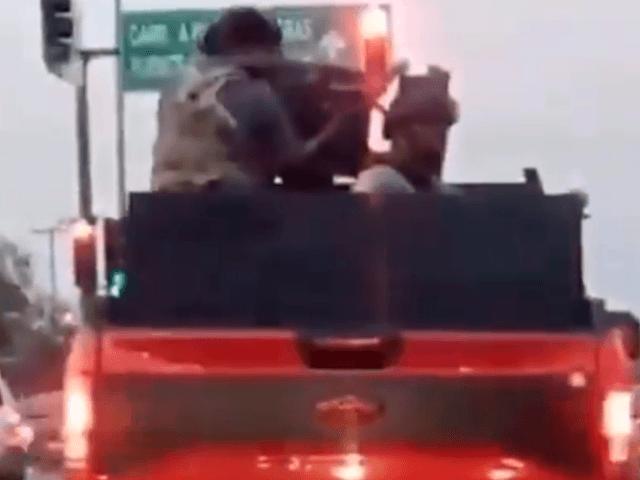 Nuevo Laredo Gunmen