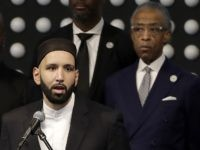 Omar Suleiman (Jeff Chiu / Associated Press)