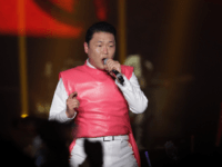 PSY performs onstage during the 'All Night Stand 2015' on December 24, 2015 in Seoul, South Korea. (Photo by Chung Sung-Jun/Getty Images)