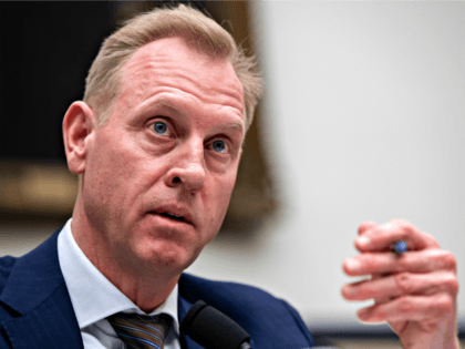 _Patrick Shanahan Drew AngererGetty Images)
