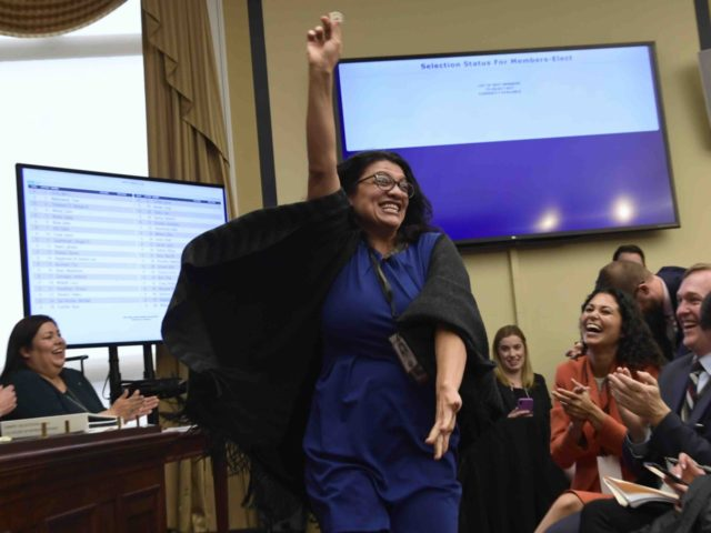 Rashida Tlaib (Susan Walsh / Associated Press)