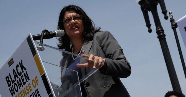 Caroline Glick: Why Democrats Keep Defending, and Promoting, Rashida Tlaib | Breitbart