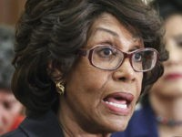 Waters: 'We're Not Going to Allow' Trump to 'Threaten' Congress