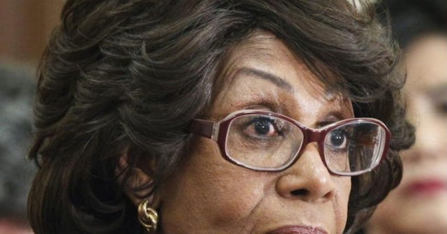 Breitbart Maxine Waters: Republicans 'Don't Care About the Democracy' thumbnail