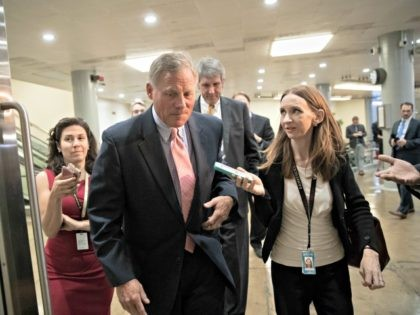 Richard Burr, Reporters