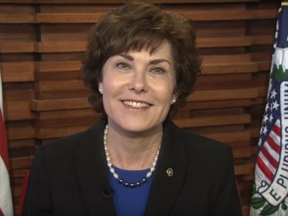 Jacky Rosen during 5/9/19 Democratic Weekly Address