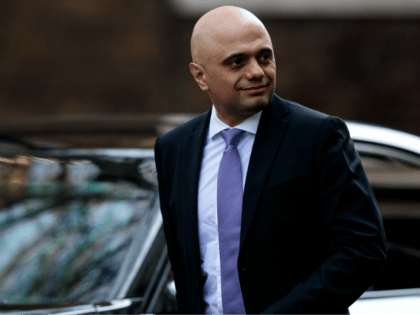 LONDON, ENGLAND - APRIL 01: Home Secretary Sajid Javid arrives at Number 10 Downing Street on April 1, 2019 in London, England. British Prime Minister Theresa May hosts summit on knife crime in Downing Street with community leaders, politicians and senior officials today. (Photo by Jack Taylor/Getty Images)