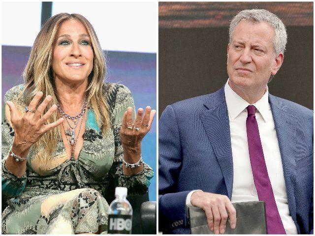Sarah Jessica Parker Slams Bill de Blasio's Massive Cut to