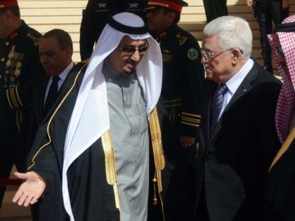 Saudi Palestinian (Thaer Ghanaim/PPO via Getty Images)