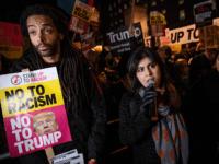 Sayeeda Warsi Protest Trump