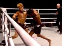 WATCH: Cosmo Alexandre Drops Sage Northcutt with One Punch