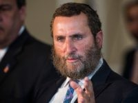 Guardian Reviewer Compares Rabbi Shmuley Boteach to HBO's 'Nazi' Collaborator