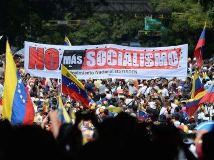 Socialism in Venezuela (Federico Parra / AFP / Getty)