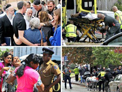Terror Attacks Poway, New Zealand, Tree of Life, Sri Lanka