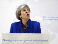 Brexit Betrayal: May Opens Door to Second Referendum