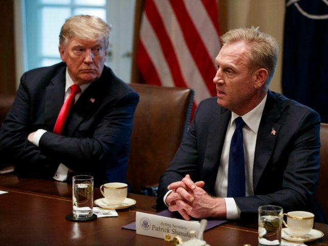 Donald Trump Nominates Patrick Shanahan for Defense Secretary