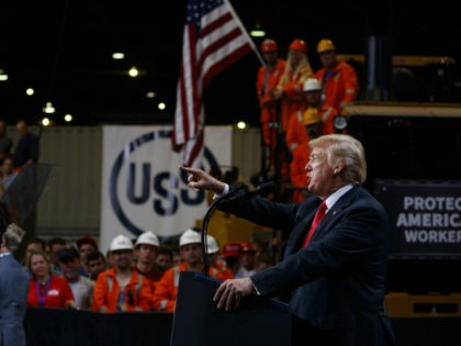 Trump Says U.S. Will Remove Steel and Aluminum Tariffs on Canada