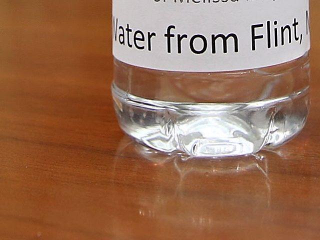 Water from Flint (Mark Wilson / Getty)