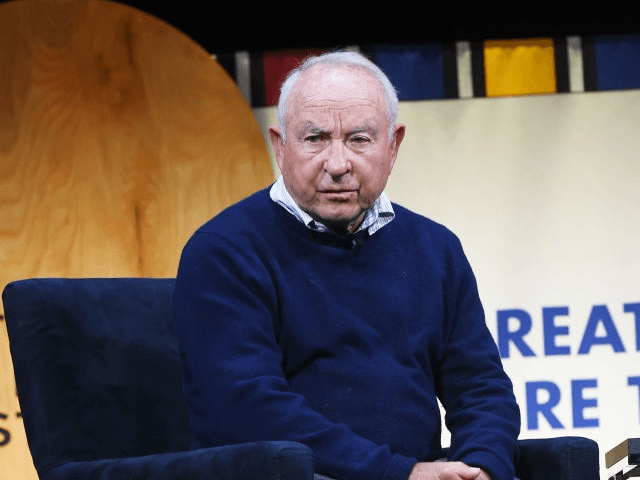 NEW YORK, NEW YORK - APRIL 26: Patagonia Founder Yvon Chouinard speaks onstage during the Inaugural Tribeca X: A Day of Conversations Celebrating the Intersection of Entertainment and Advertising sponsored by PwC on April 26, 2019 at Spring Studios in New York City. (Photo by Ben Gabbe/Getty Images for Tribeca …