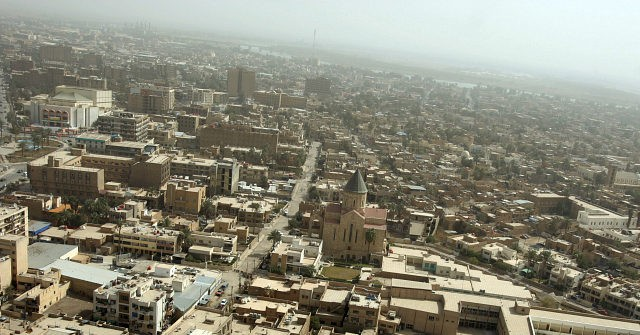 Rocket Fired into Baghdad's Green Zone Less Than a Mile from U.S. Embassy