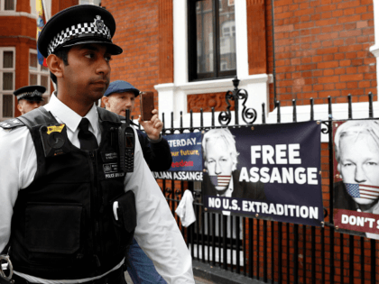 AFP: Does Assange Indictment Set Dangerous Precedent for Journalists?